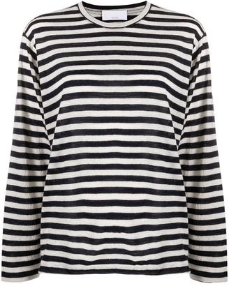 P.A.R.O.S.H. Striped Knit Top