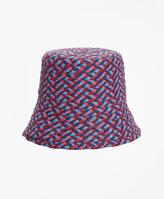 Brooks Brothers Woven Bucket Hat