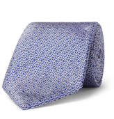 Turnbull & Asser - 8cm Silk-Jacquard Tie