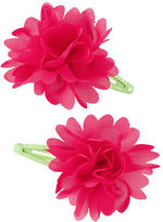 Osh Kosh 2-Pack Flower Snap Clips