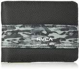 RVCA Young Men's WALLIE WALLET Accessory,