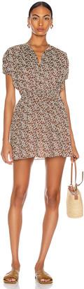 Matteau Cocoon Mini Dress in Blossom | FWRD