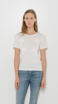 See by Chloe Embroidered Tee