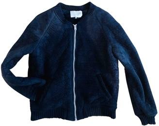 IRO Black Leather Jacket for Women