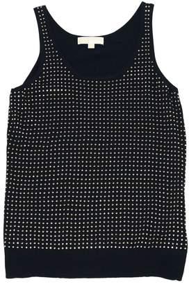 Michael Kors Navy Polyester Tops