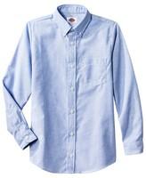 Dickies Boys' Long-Sleeve Oxford Shirt