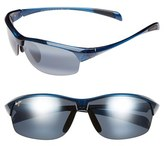 Maui Jim Women's 'River Jetty' 63Mm Polarized Sunglasses - Blue/ Neutral Grey