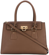 Salvatore Ferragamo classic tote - women - Calf Leather - One Size