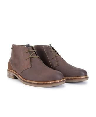 Barbour Readhead Chukka Boots Colour: CHOCOLATE, Size: UK 6