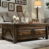 Digennaro Coffee Table with Storage Darby Home Co