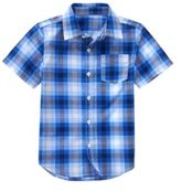 Crazy 8 Check Shirt