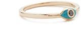 Nora Kogan Libby Black Diamond Ring