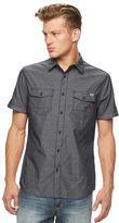 Rock & Republic Big & Tall Textured Button-Down Shirt