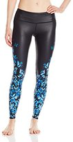 Alo Yoga Women's Airbrush Legging - Gypset