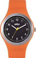 Braun Men's BN0111BKORG Sport Analog Display Quartz Orange Watch
