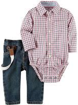 Carter's 3-Piece Dress Me Up Set