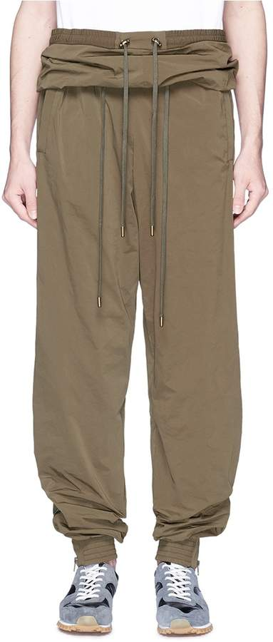 Y/Project Double drawstring jogging pants