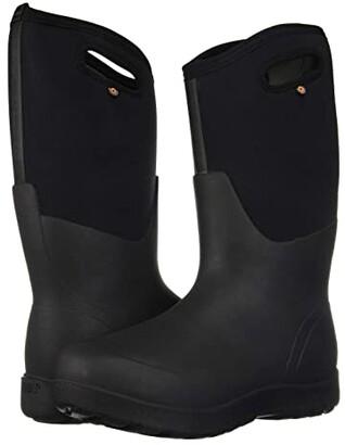 Bogs Neo-Classic Tall (Black) Women's Rain Boots