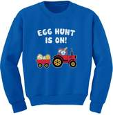 TeeStars - Easter Egg Hunt Gift for Tractor Loving Kids Toddler/Kids Sweatshirts