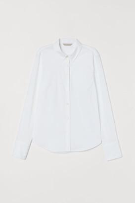 H&M Stretch shirt