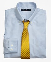 Brooks Brothers Non-Iron Supima Oxford Button-Down Dress Shirt
