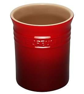 Le Creuset Utensil Jar Cerise Red 15Cm X 11.5Cm 1.1L
