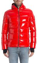 Invicta Men's Red Polyester Down Jacket.