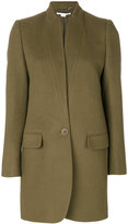 Stella McCartney Bryce coat - women - Cotton/Polyamide/Viscose/Wool - 40