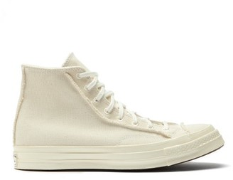 Converse Chuck 70 High-top Repurposed-canvas Trainers - White