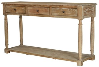 Carter Sinclair Tiffany 3 Drawer Console