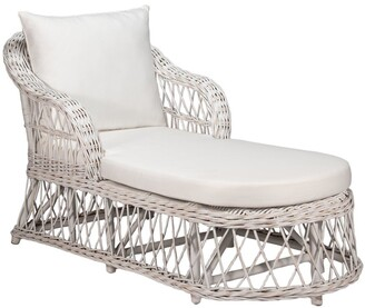 Room & Co Cedros Day Bed Distressed White