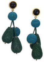 Lizzie Fortunato Meteor Drop Earrings