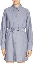 Maje Degriffe Belted Shirt Dress - 100% Exclusive for 10 days!