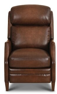 Red Barrel Studio Haddon Leather Power Recliner