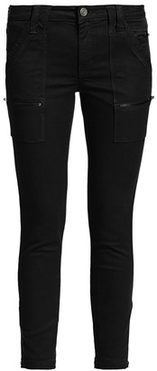 Joie Park Zippered Skinny Pants