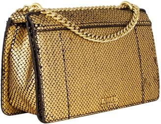 Aimee Kestenberg You're A Stud Large Leather Crossbody Handbag