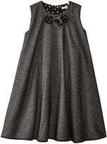 Dolce & Gabbana Back to School Flared Dress (Big Kids)