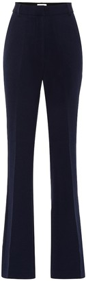 Rebecca Vallance Stretch-crepe pants
