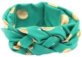 Pooqdo Girls Gilding Headbands Bowknot Hair Accessories