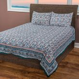 Bed Bath & Beyond Priscilla 3-Piece Reversible Quilt Set