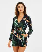 Only Wess 7/8 Playsuit