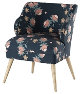 Skyline Furniture Posh Floral Chair