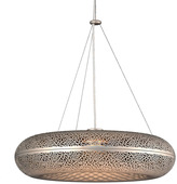 Louis Poulsen Aeros Pendant Light - Golden Sand Anodised