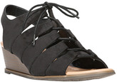 Dr. Scholl's Women's Court Lace Up Wedge Sandal
