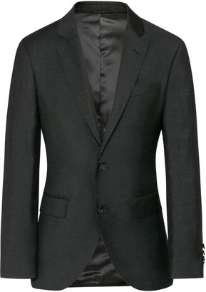 Hackett Mayfair Slim Fit Wool Jacket
