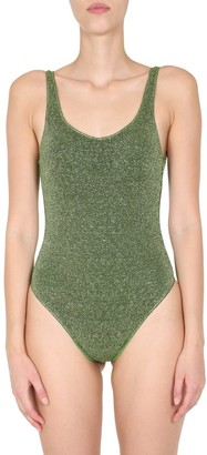 Oseree Sporty One Piece Swimsuit
