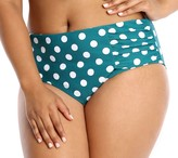 Lysa LYSA Plus-Sized High Waisted Bikini Bottoms - Tyra