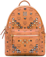 MCM Stark backpack - women - Calf Leather - One Size