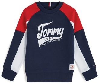 Tommy Hilfiger Junior 1985 Logo Sweatshirt (4-16 years)