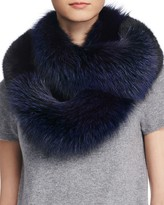 Surell Fox Fur Stole Scarf - 100% Bloomingdale's Exclusive